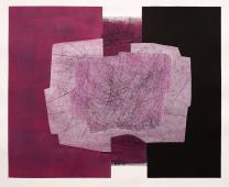 East Meets West (black and Raspberry) - Terri Fridkin